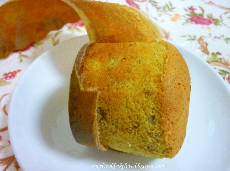 Ovalette Sponge Cake