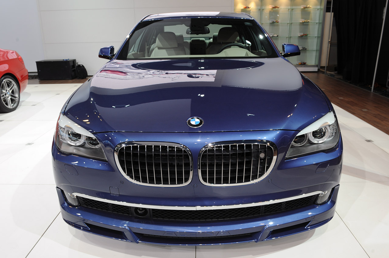 Emm Pronounced Edoublem 2011 Bmw Alpina B7 Xdrive