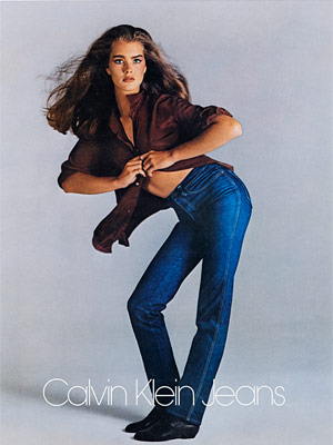 an analysis of advertising and the controversial ad campaign of calvin klein The campaign is made of a series of tableaux, some real-life and some fantastical one part of the story is very glamourous, almost a fantasy, a kind of dream the other part of the story is the.