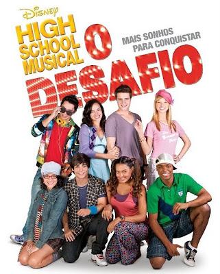 High School Musical – O Desafio – Nacional