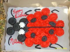Nats Cake