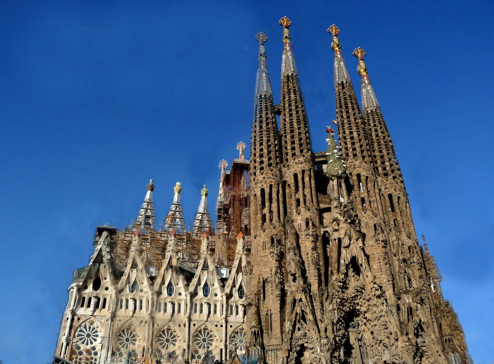 Annie and rich 39 s travel adventures barcelona sagrada for Barcelona famila