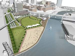 Commercial Property Guru: Apartments may rise at Flats East Bank