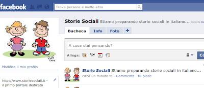 siamo su Facebook