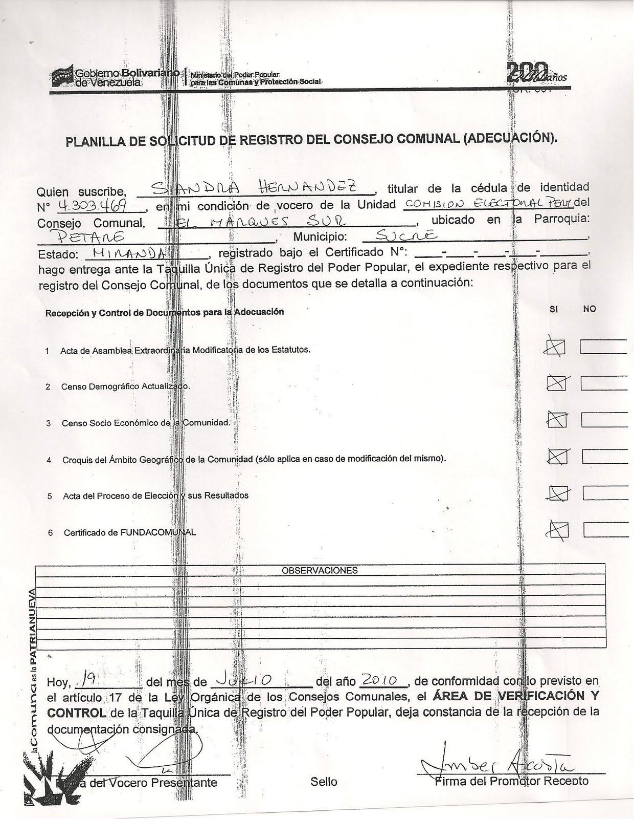 Verificar Registro De Licencia De Conducir Venezuela