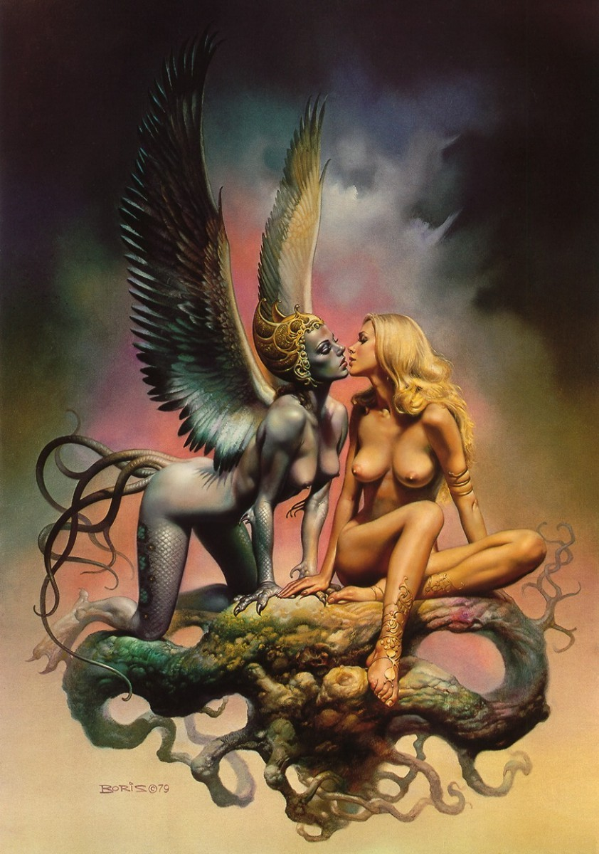 hot naked real fantasy women