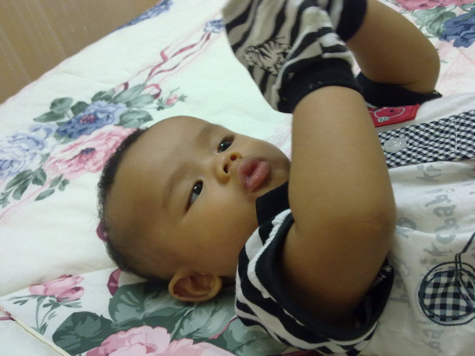 ::: Naail Rafiqin - 3 months old [11/06/2010] :::