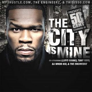 50 Cent - The City is Mine