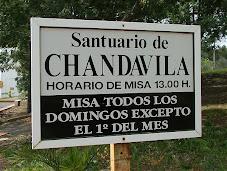 Santuario de Chandavila