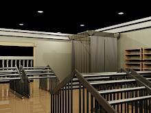 goth berjinak2 dalam interior design