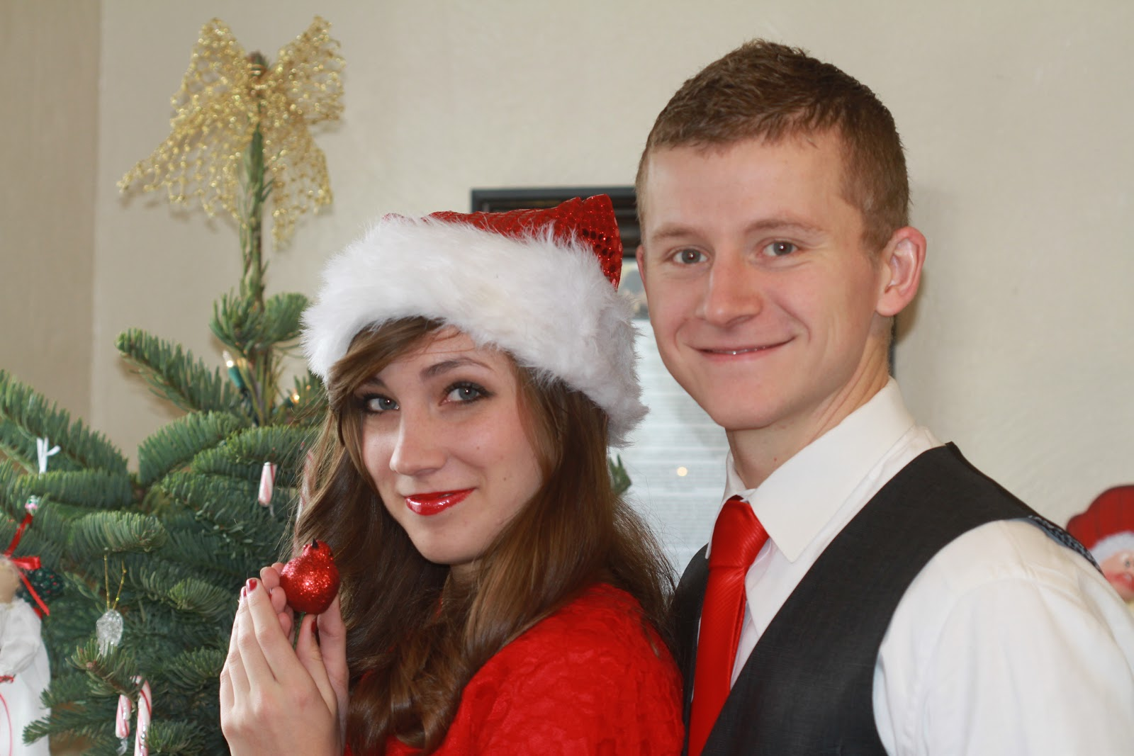 Steve and Jess: Merry Christmas