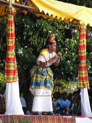 National Costume, Dominica