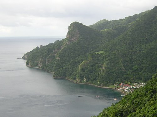 Soufriere, Dominica