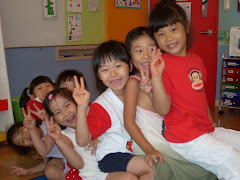 My Kindergarten kids