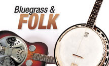 Bluegrass and Folk