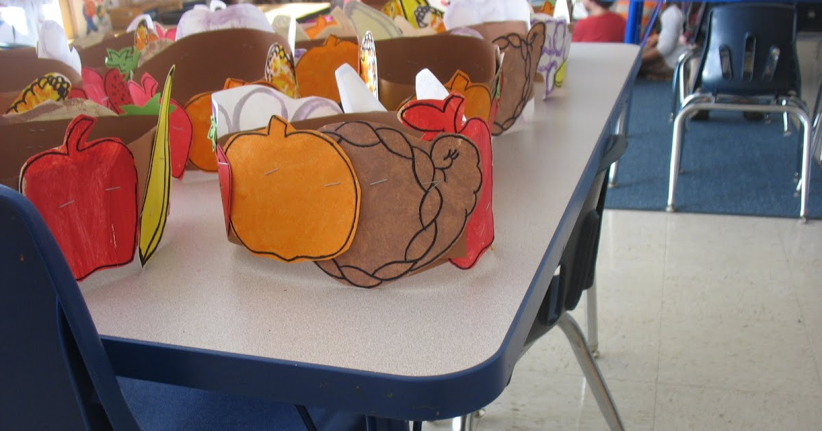 Life on Two Acres: Thanksgiving preschool crafts