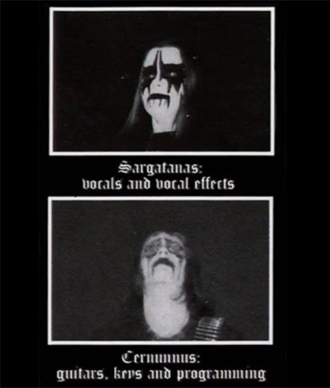 Black Metal Band