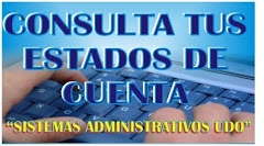 SISTEMAS ADMINISTRATIVOS UDO
