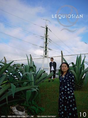 『LEQUIOSIAN Creative Session 10』 レキオシアン新作特別陳列応接会