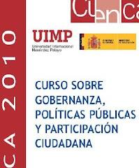 Gobernanza, políticas públicas, participación ciudadana