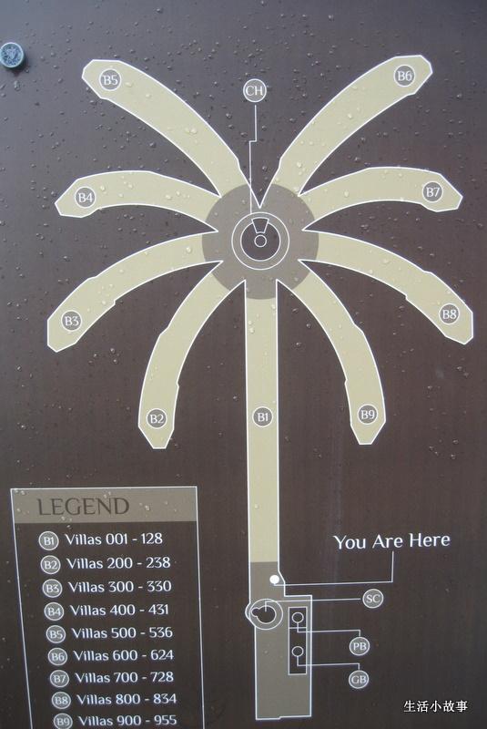 Golden palm tree sea villas spa hotel resort for Palm tree villas 1