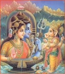 Om Namah Shivaya :