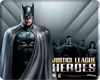 Justice League Movie 2011 Batman