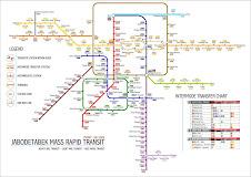 Jakarta MRT Plan
