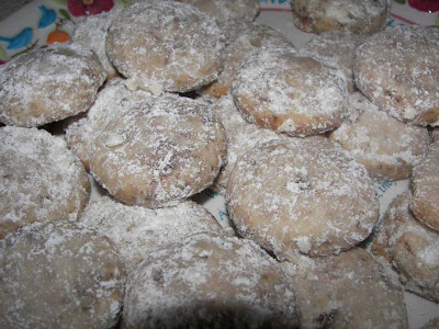 I 39ve read recipes of Mexican Wedding Cookies for a long time now