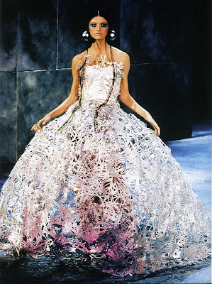 Alexander McQueen for Givenchy Haute Couture, Spring-summer 2000