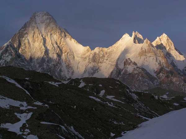 Las montañas mas grandes del mundo