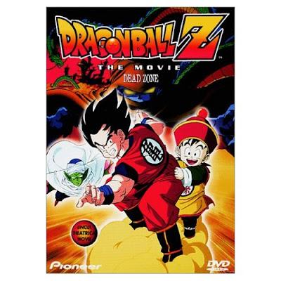 Dragon Ball Z - Movie 01 - Dead Zone (1997 DVD Rip)