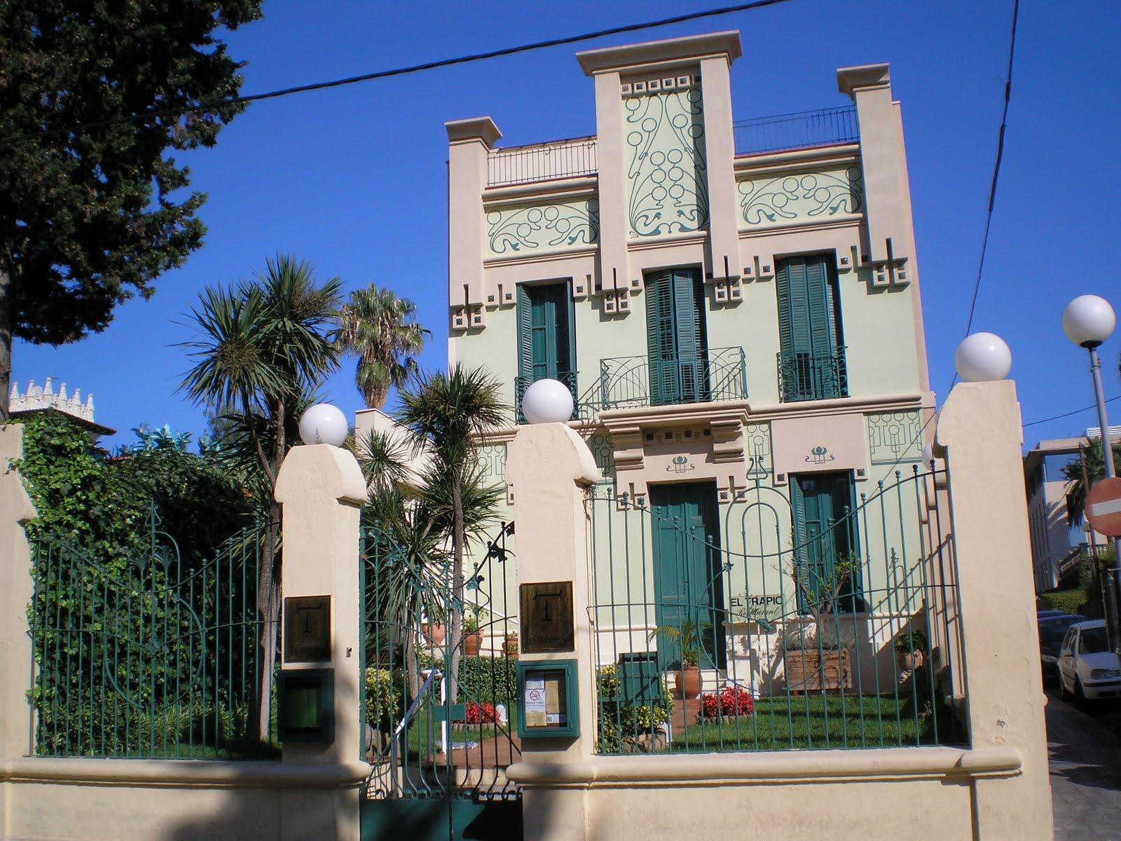 Belleza de pandora casas con jard n en el barrio de la - Casa con jardin barcelona ...