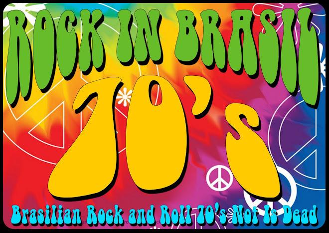 ROCK IN BRASIL 70'S
