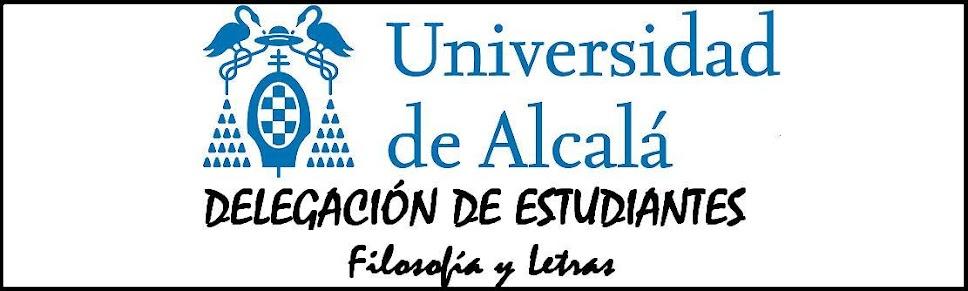 Delegación de Estudiantes - Filosofía y Letras (UAH)