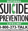 National Suicide Prevention Lifeline (Please Click)
