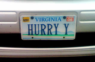 27 Cool and Clever License Plates (27) 13