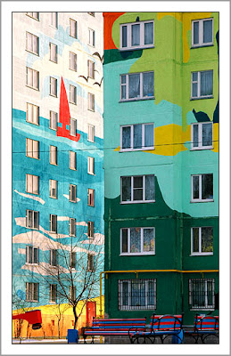 Ramenskoye's Painted Houses (9)  8