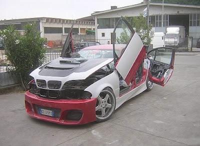 Futuristic BMW M3 (3) 1