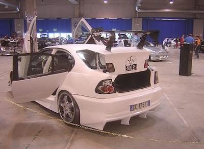 Futuristic BMW M3 (3) 3