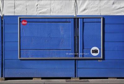 Leica Bluewall