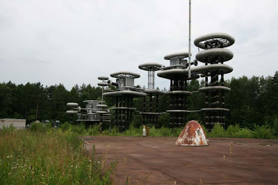 Interesting Structure In Russia (7) 7
