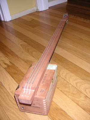 Cigar Box Guitar (5) 3
