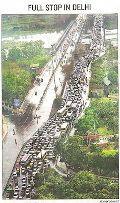 these images shows need for a better traffic management systems (10) 10
