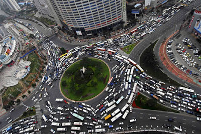 these images shows need for expansion of transportation infrastructure (7) 3