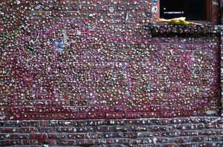 Gum Wall, Post Alley, Seattle (7) 3