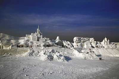 Most Creative Ice and Snow Sculptures 4