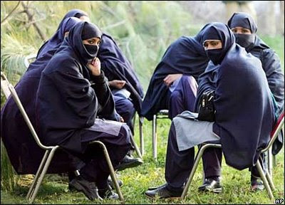 Female Police Officers of Pakistan.