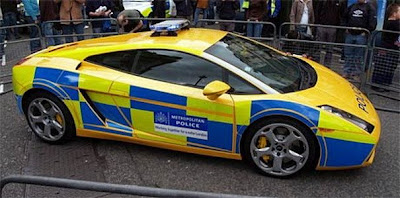 Lamborghini Gallardo: UK