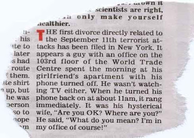 Interesting And Funny Newspaper Clippings (16) 4